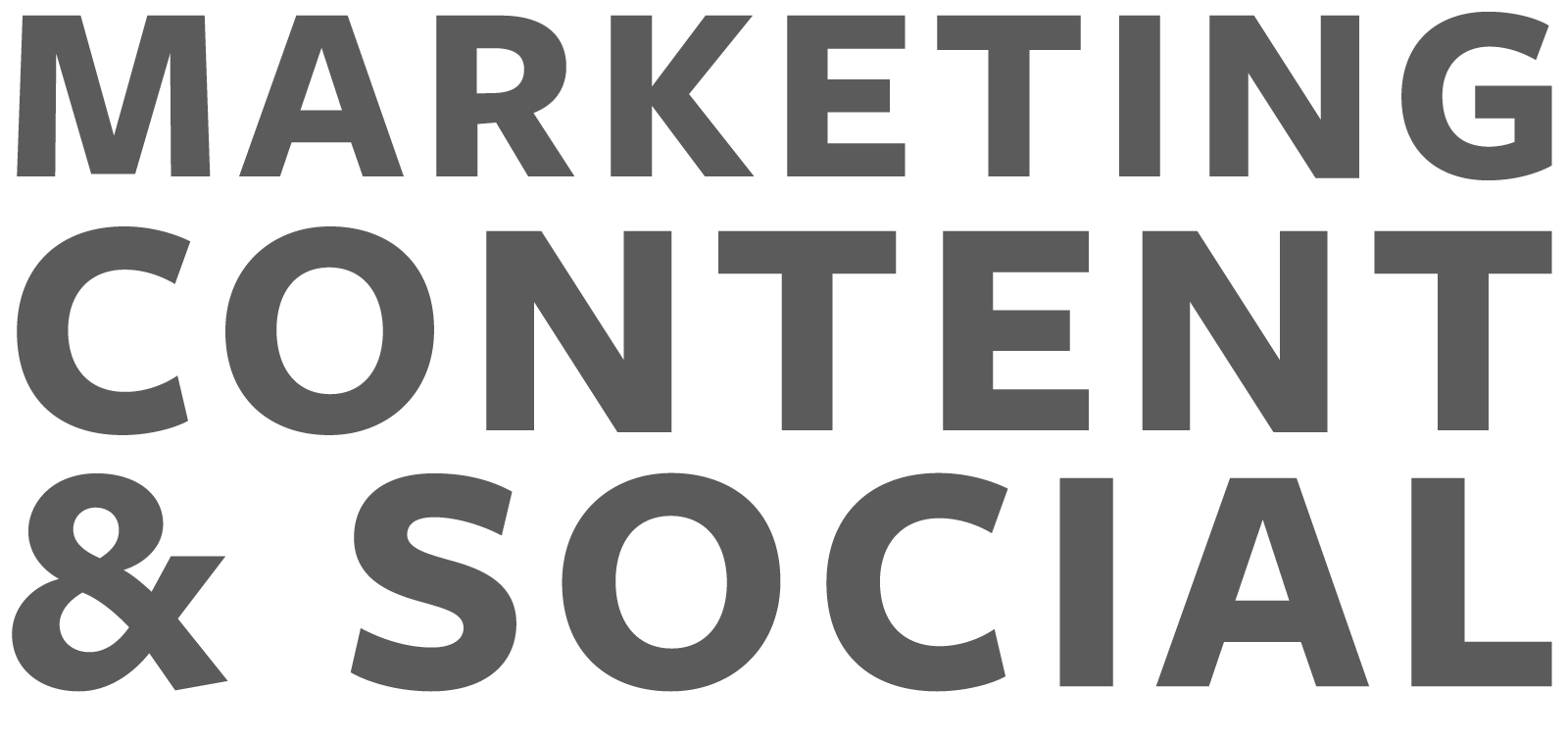 Marketing, Content, & Social
