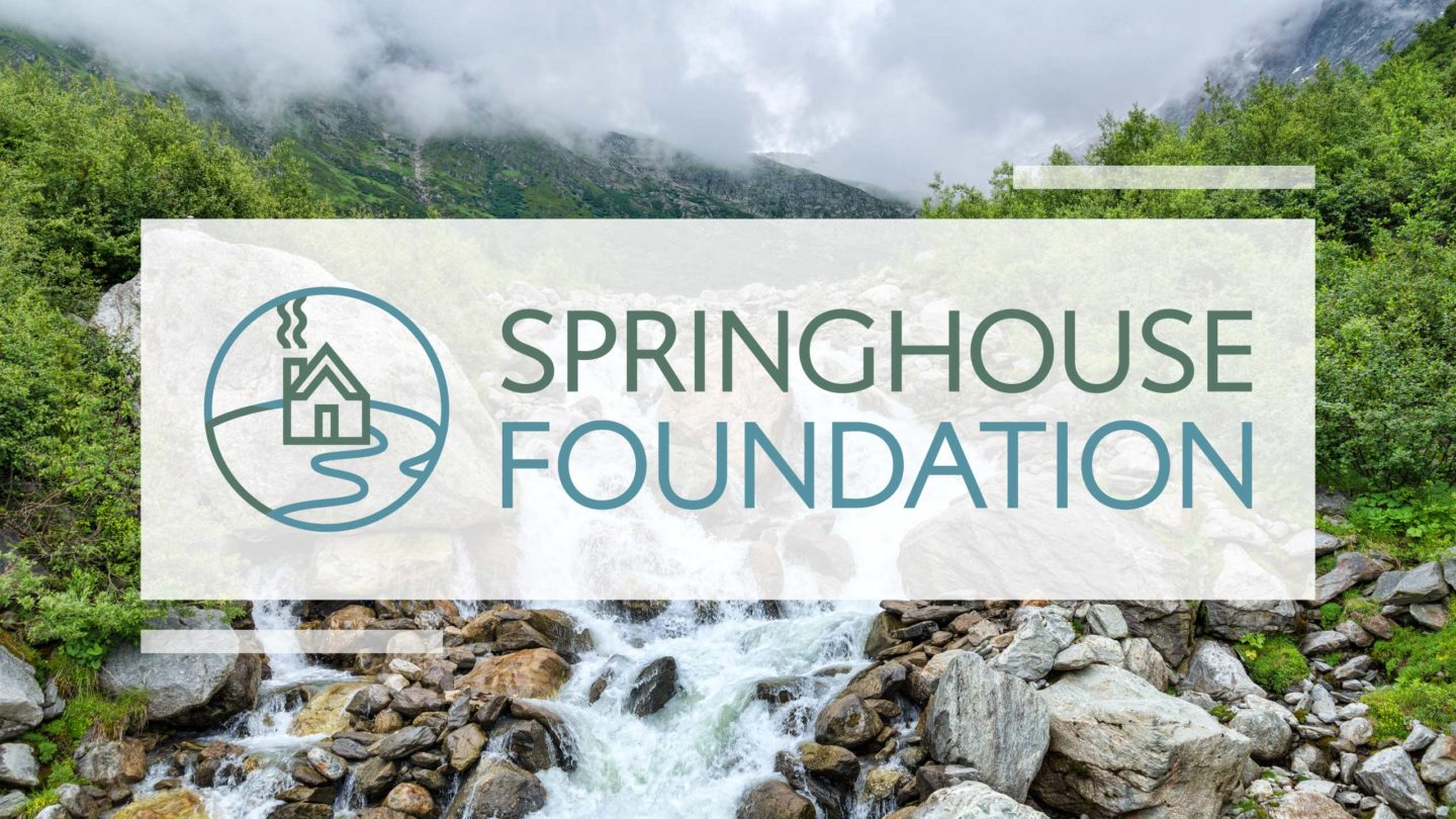 Springhouse Foundation Logo